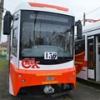 Все 24 новых трамвая прибыли в Омск