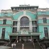 На омском ж/д вокзале задержали мужчину, сбежавшего на Сахалин