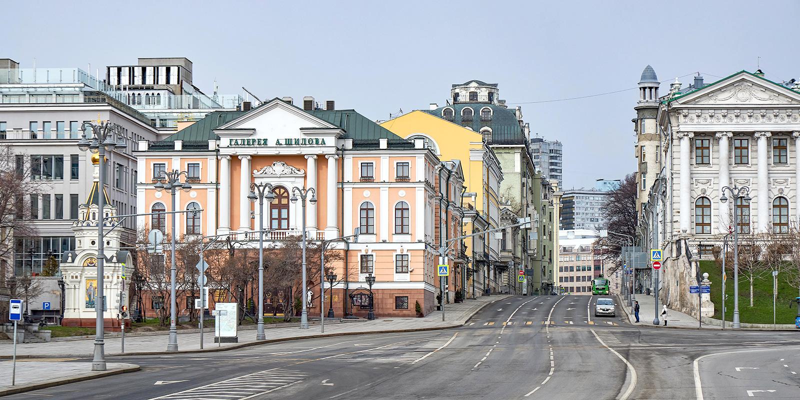 Трансляция: mos.ru покажет виртуальную экскурсию по выставке «Москва и москвичи»