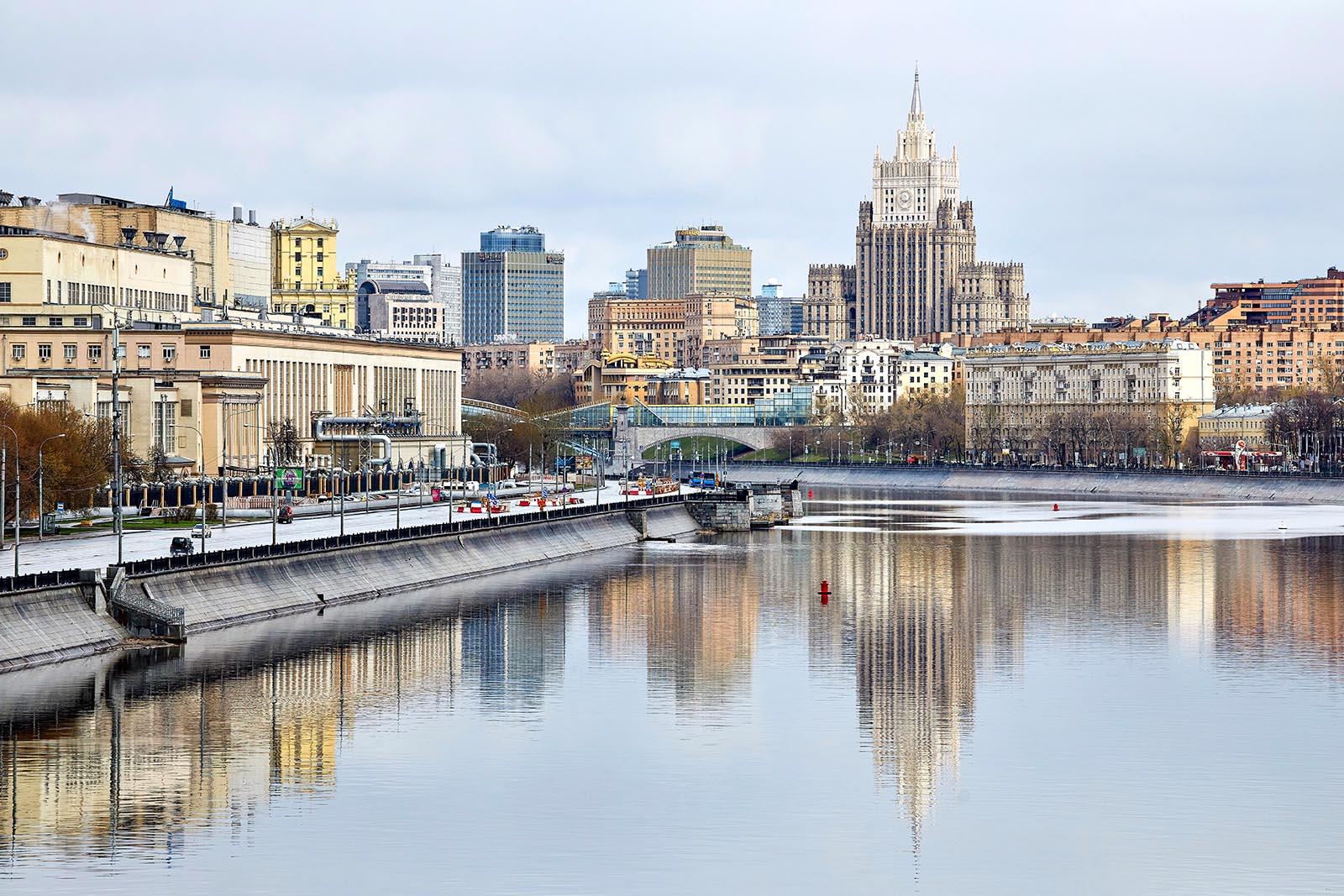 По итогам 2021 года темпы роста экономики Москвы могут выйти на уровень до начала пандемии