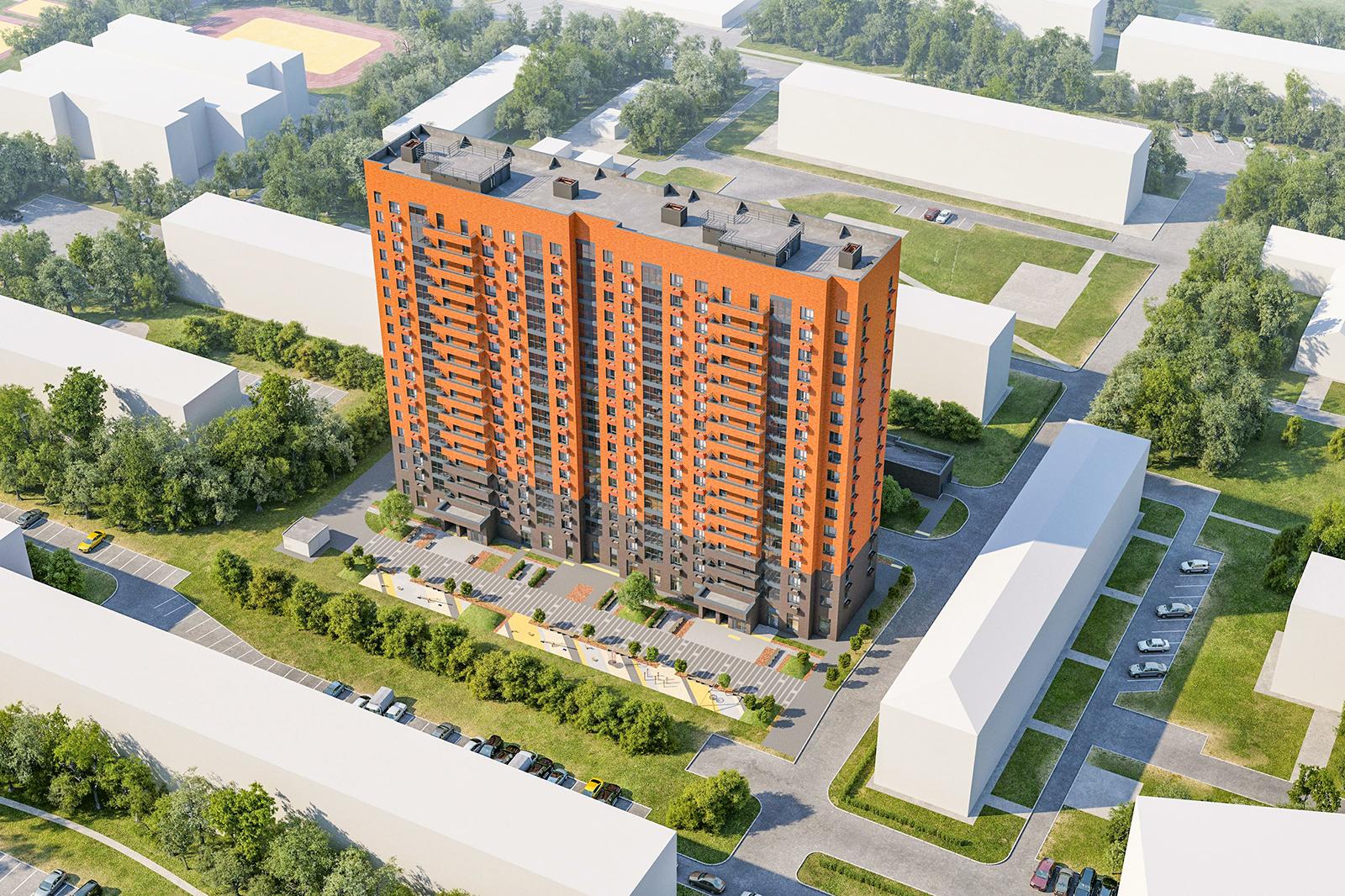 Дом по программе реновации в Перове достроят в этом году