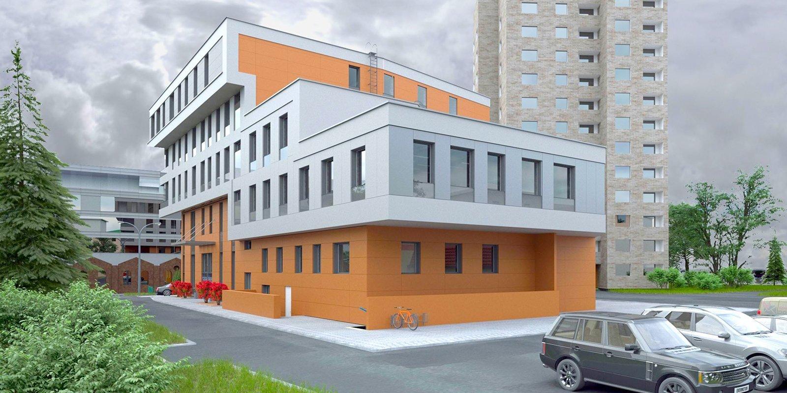 В Хамовниках построят центр спортивной медицины