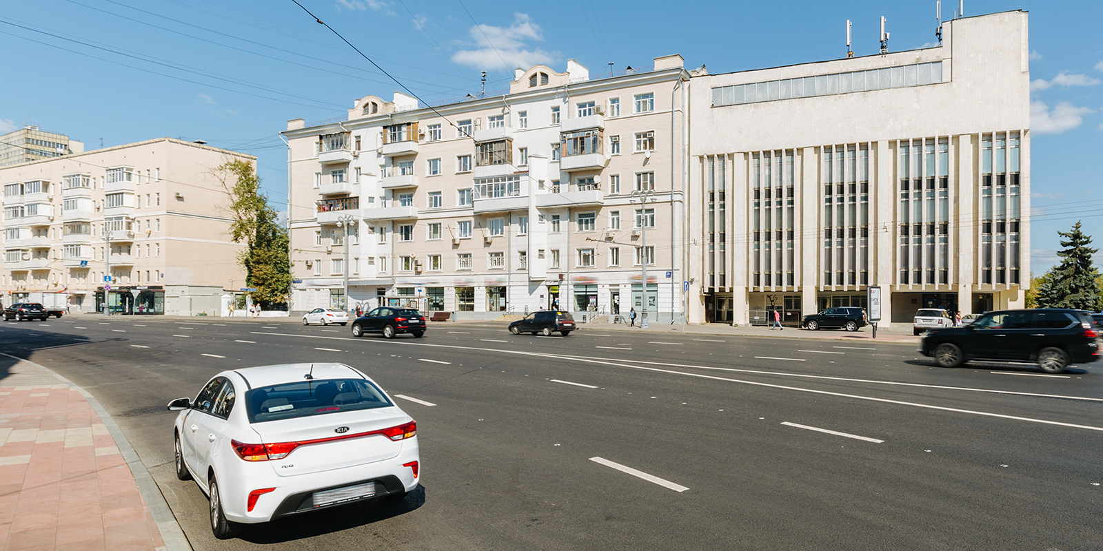 Капитальный ремонт проведут в одном из корпусов ансамбля «Замоскворецкий рабочий»