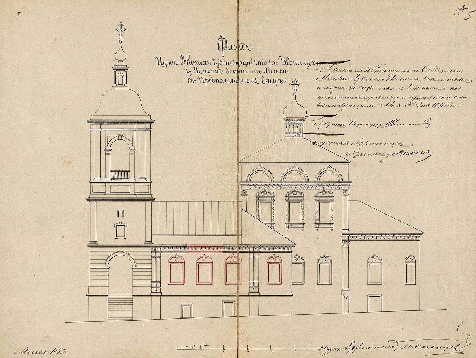 Документы об утраченных в начале XX века храмах и часовнях Москвы теперь доступны онлайн