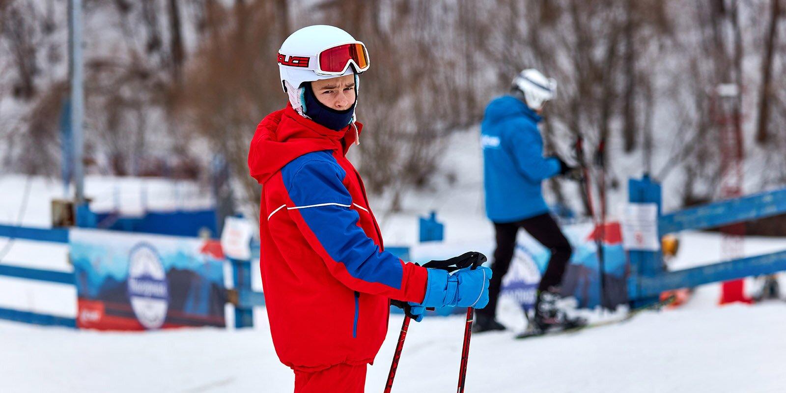 Лыжные трассы и тропы здоровья: в каких парках покататься этой зимой
