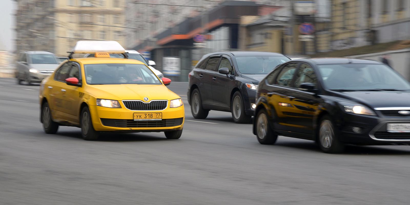Получить разрешение на работу такси теперь можно онлайн