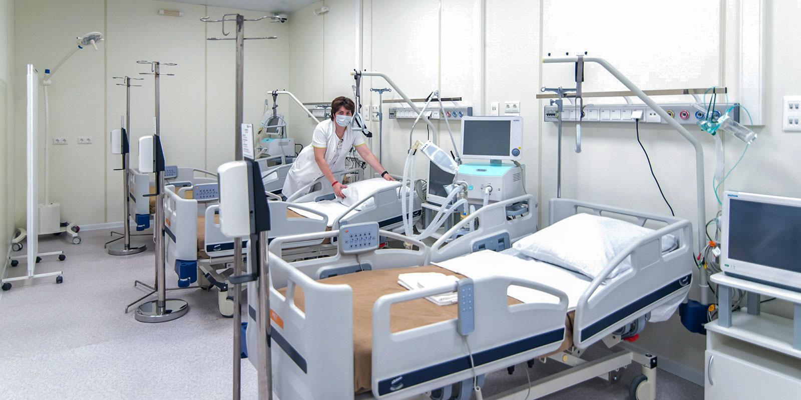 Московские врачи вылечили от коронавируса более 931 тысячи человек