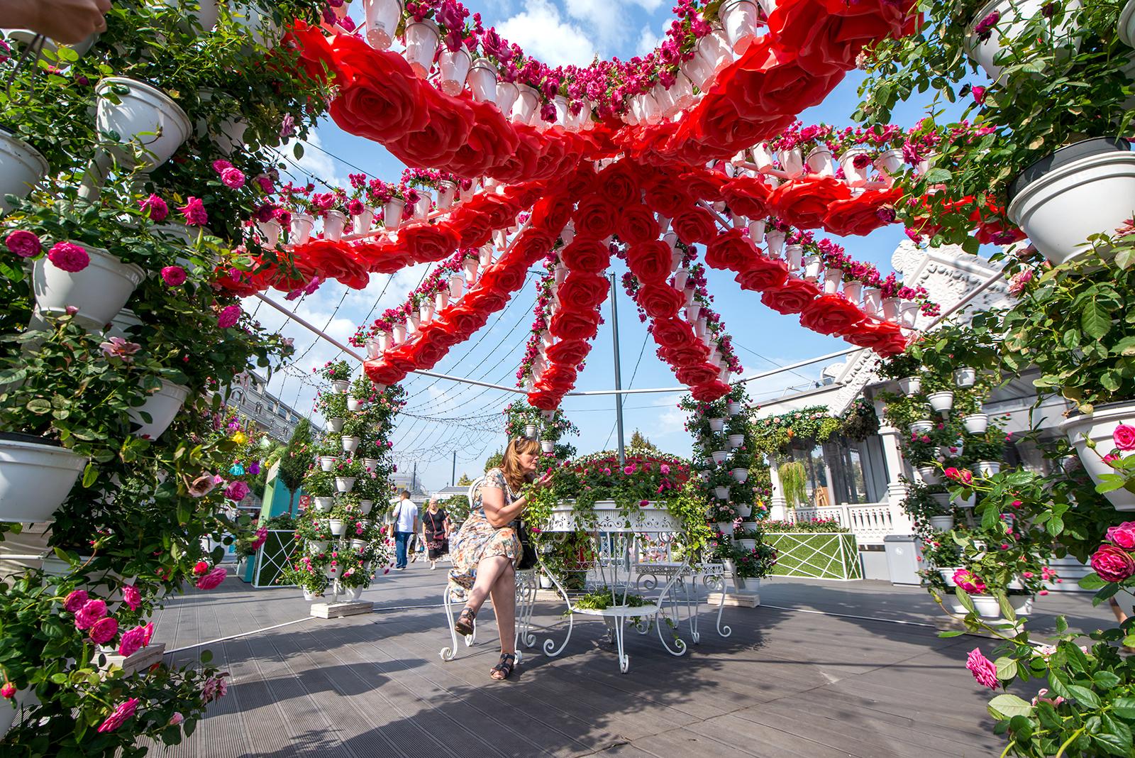 «Цветочный джем»: два проекта города получили награды национальной премии по ландшафтной архитектуре