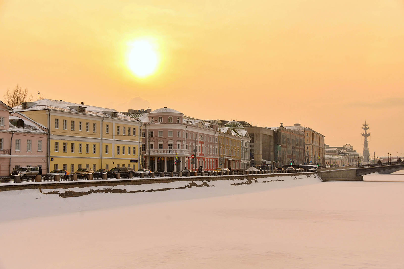 Мороз и небольшой снег: какой будет погода на этой неделе