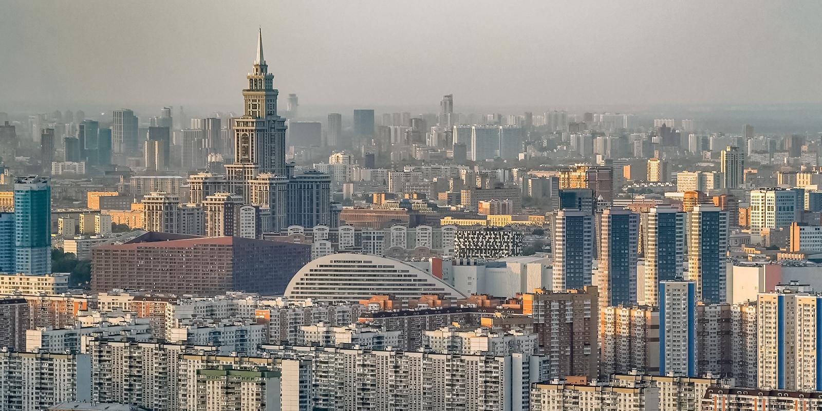 В 2020 году город реализовал на 11 процентов больше объектов недвижимости