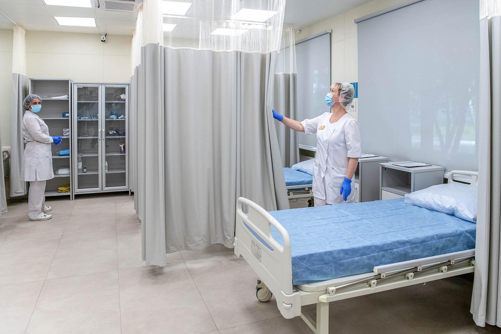 Столичные медики вылечили еще 5925 человек от COVID-19