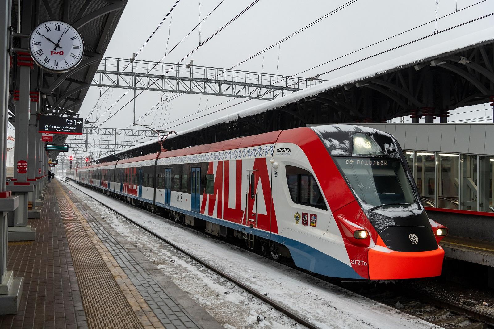 Пропускная способность участка железной дороги Каланчевская — Курская увеличится вдвое