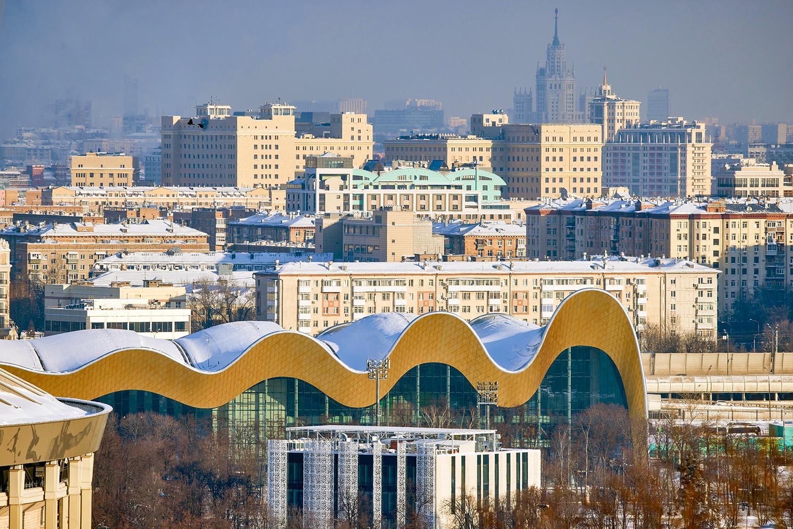 Прием заявок на соискание архитектурной премии Москвы завершится 15 февраля