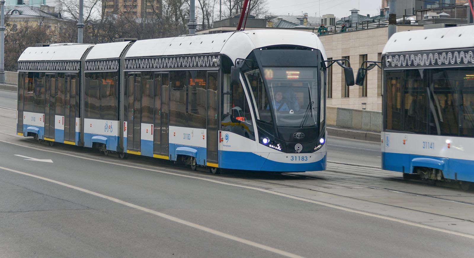 С 10 апреля изменится схема движения общественного транспорта в нескольких районах
