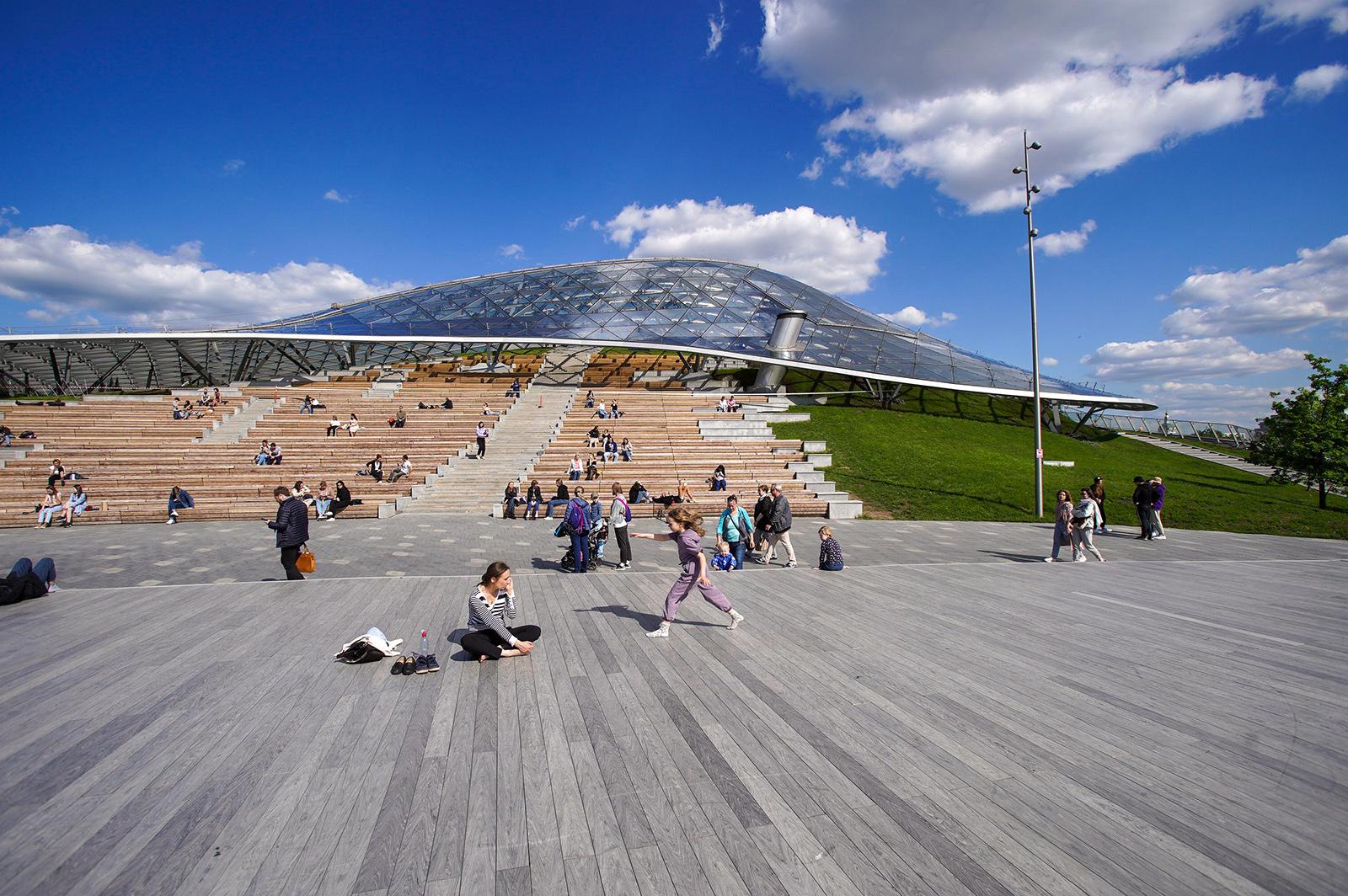 Москва вышла в финал конкурса на звание мировой столицы дизайна