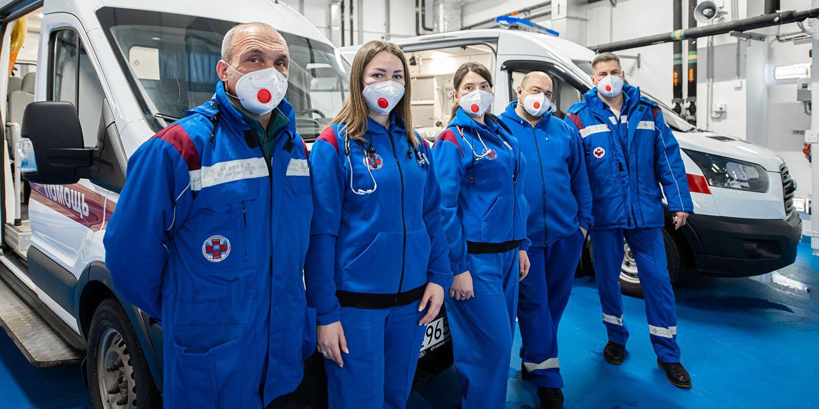 Сергей Собянин: В Москве есть запас коечного фонда для оказания помощи пациентам с COVID-19