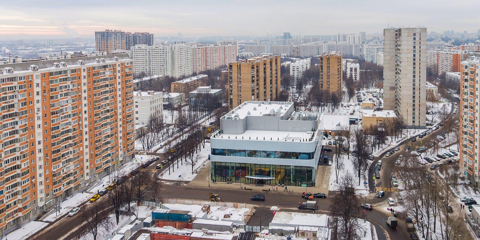 Сергей Собянин рассказал о программе реконструкции кинотеатров в Москве
