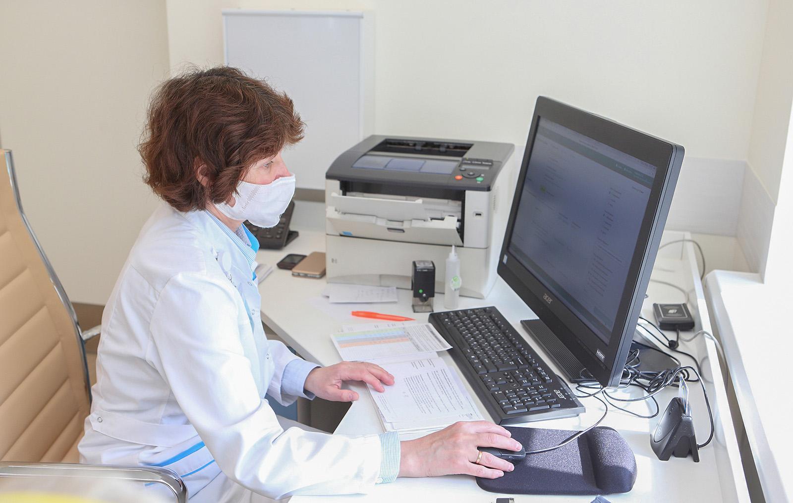 Московская система поддержки принятия врачебных решений стала доступна врачам из регионов