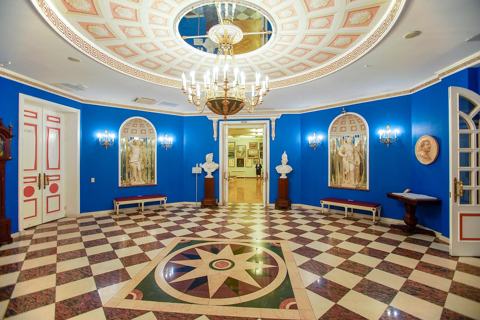 В Москве откроются музеи, библиотеки и выставочные залы