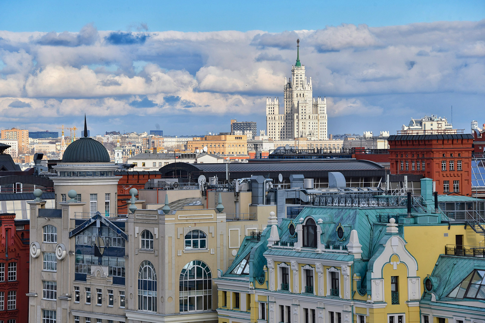 Сергей Собянин провел заседание комиссии Госсовета по направлению «Государственное и муниципальное управление»