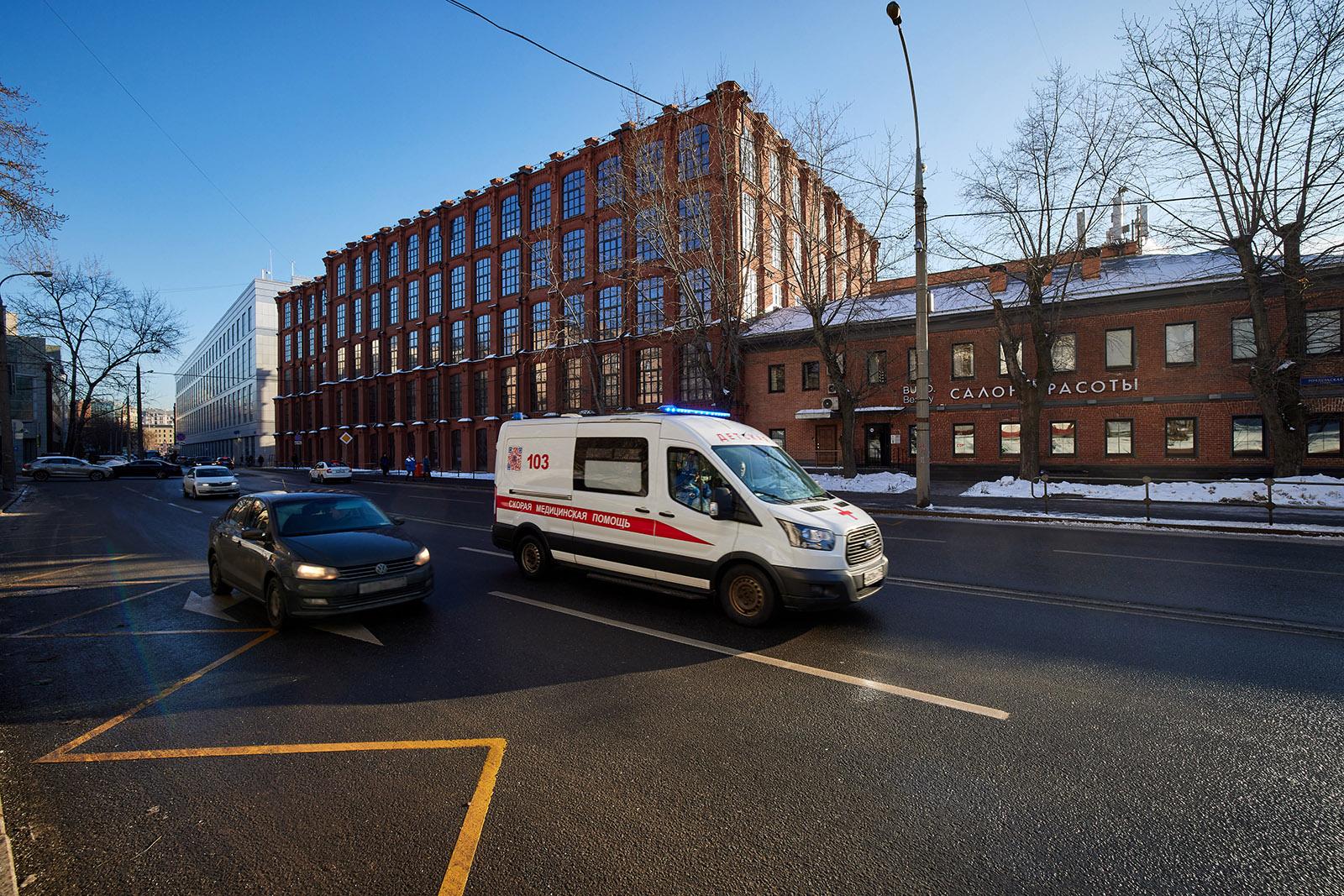 Для московской скорой закупили 70 портативных аппаратов искусственной вентиляции легких