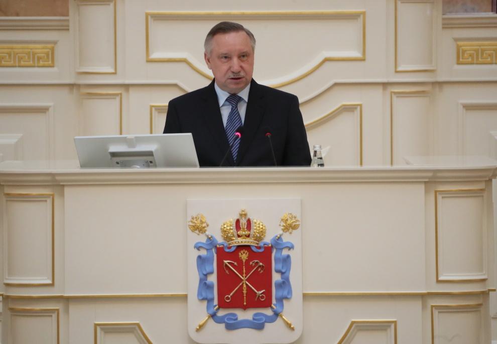 Беглов защитил 'Бережливую поликлинику' от нападок сторонников Макарова