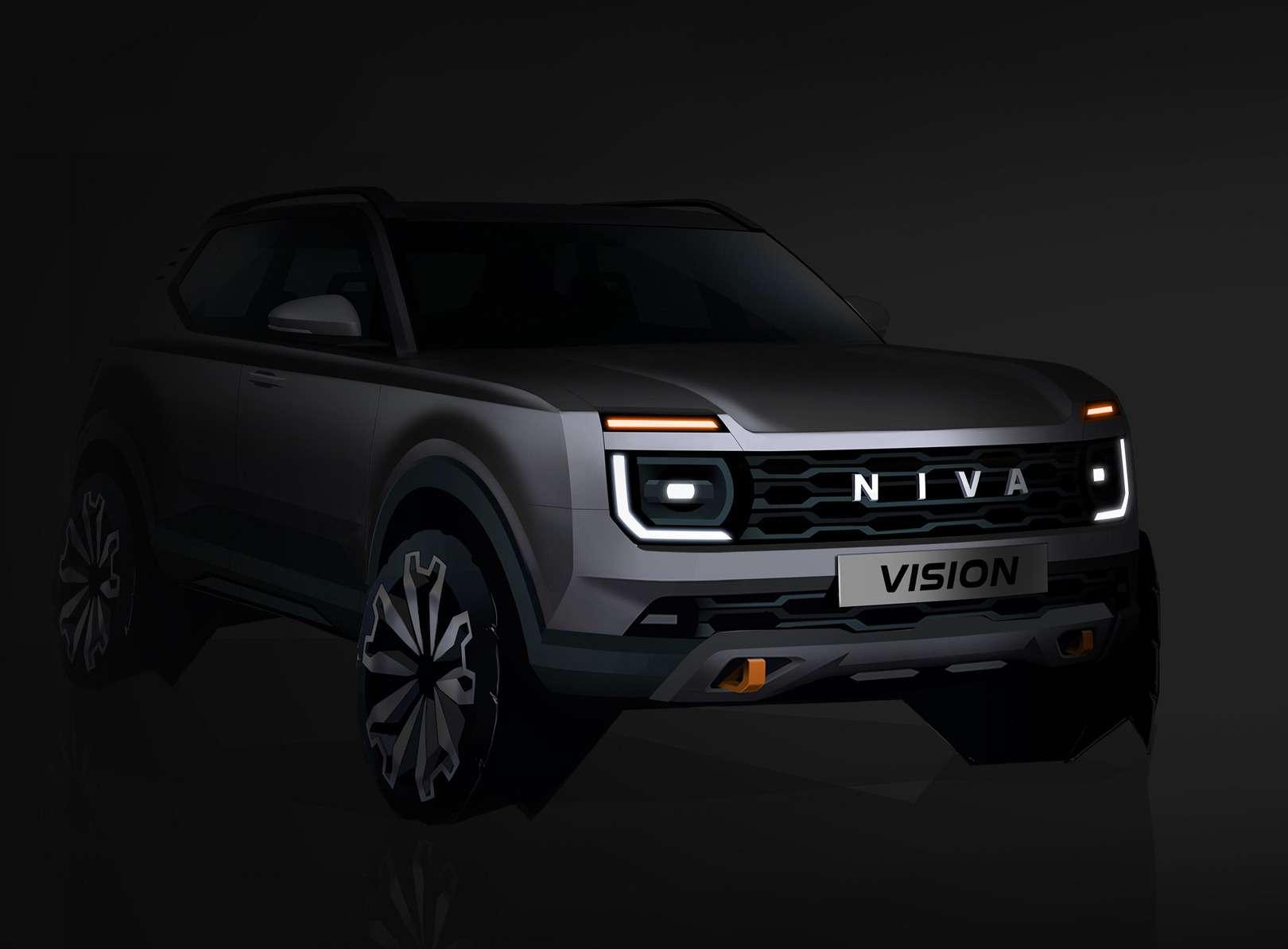 Lada: четыре новых модели к 2025 году. Одна — в сегменте С-SUV
