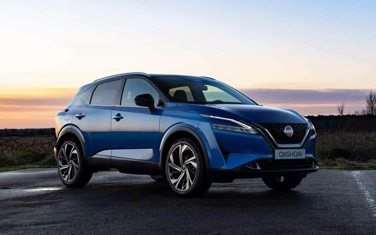 Новый Nissan Qashqai — названы цены