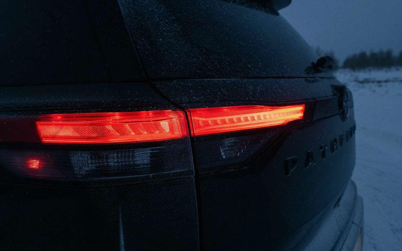 Премьера нового Nissan Pathfinder (видео)