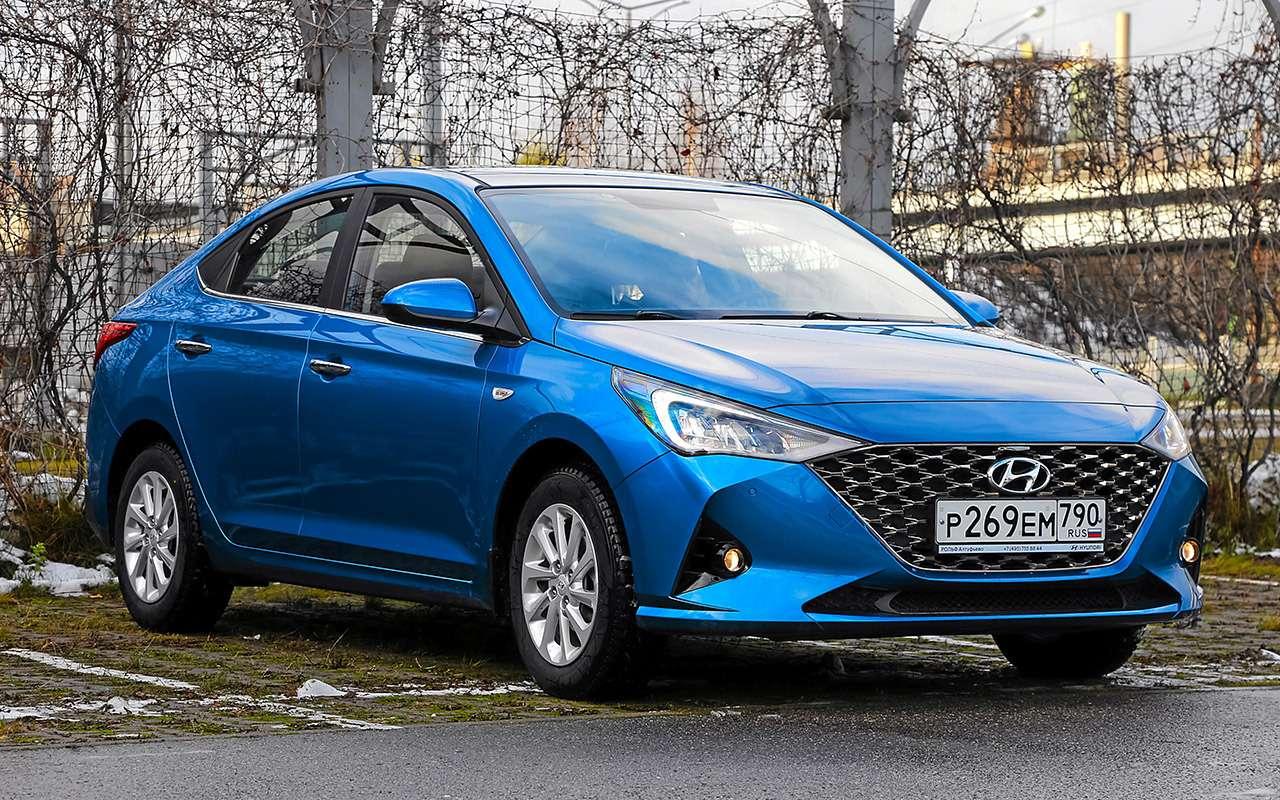 Hyundai Solaris 2020: его первые 17 000 км