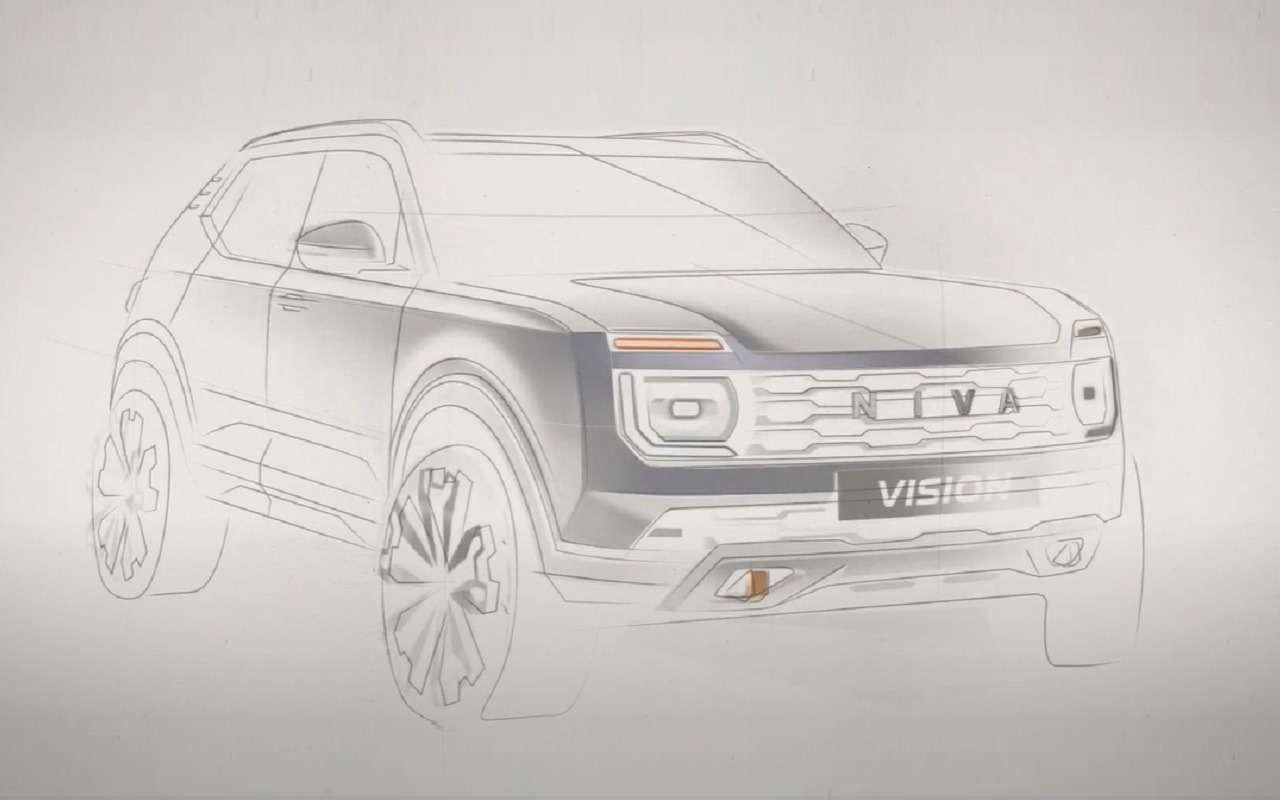Сильная от природы: видео о новой Lada Niva