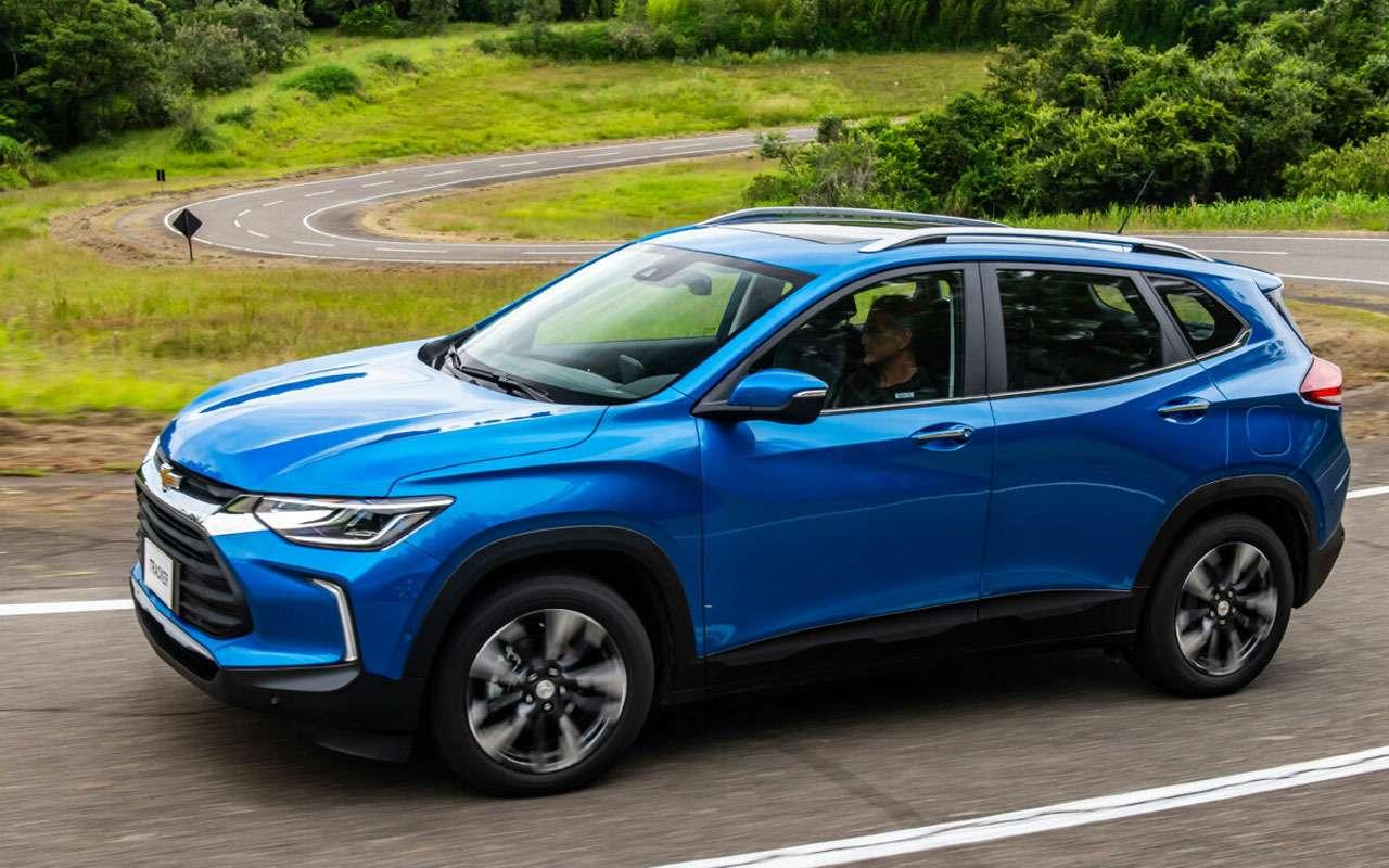Новый Chevrolet Tracker — ждать ли в России
