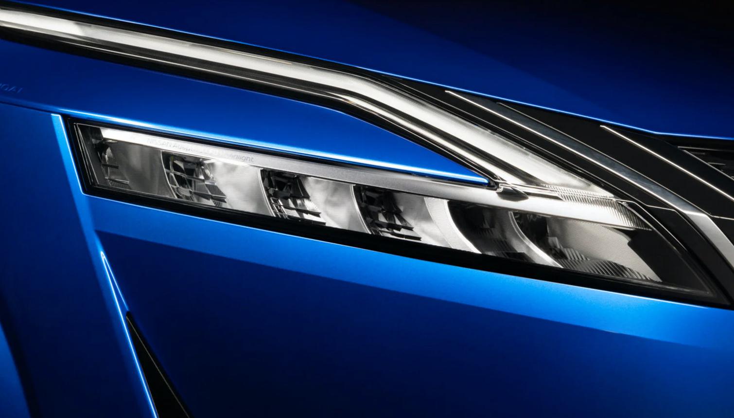 Новый Nissan Qashqai: тизер и дата премьеры