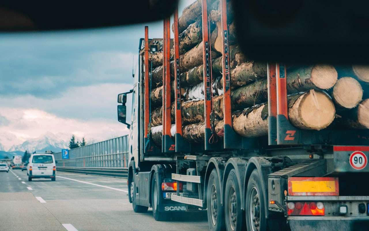 Все достижения запрета на проезд грузовиков