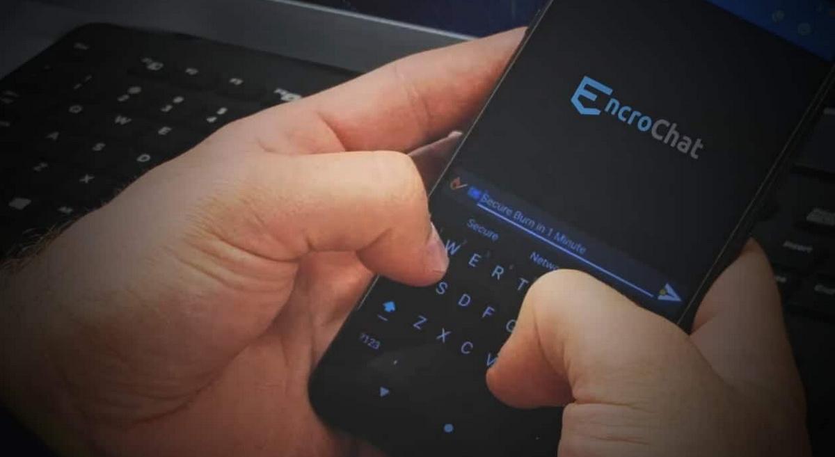 Устройства Encrochat использовали протокол Signal