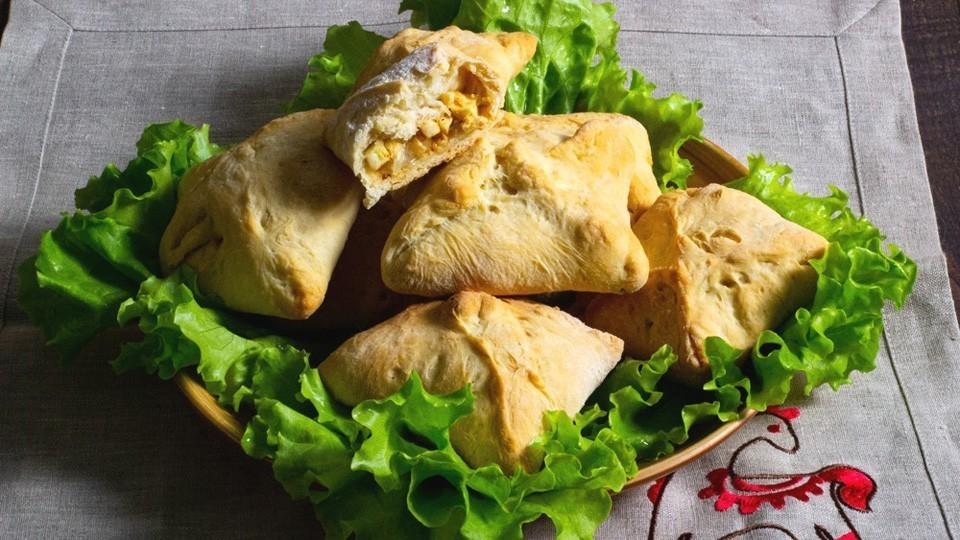 Как приготовить «Гуубат» — рецепт адыгейских пирожков с сыром