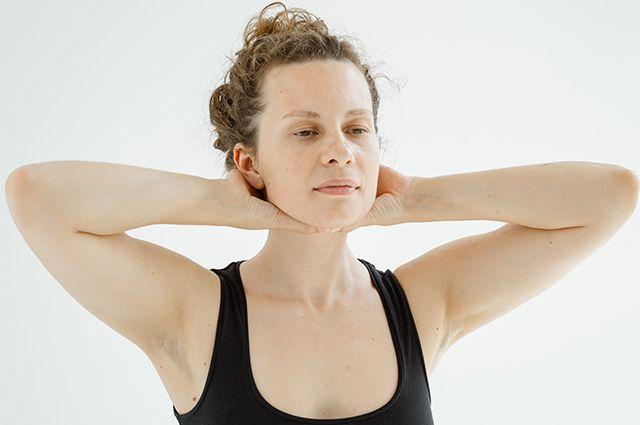 Шея как у гуся. Упражнения при гипертонии могут быть эффективнее лекарств