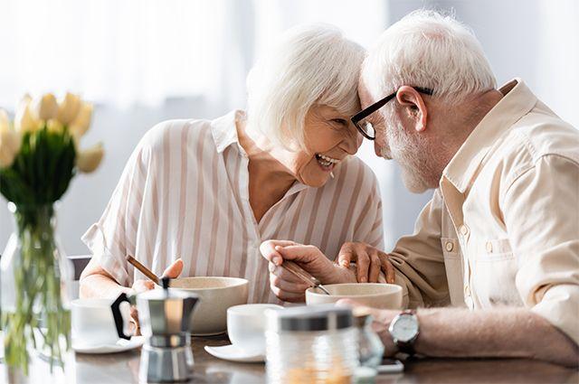 7 правил меню «золотого» возраста. Диетолог — о том, как питаться после 65