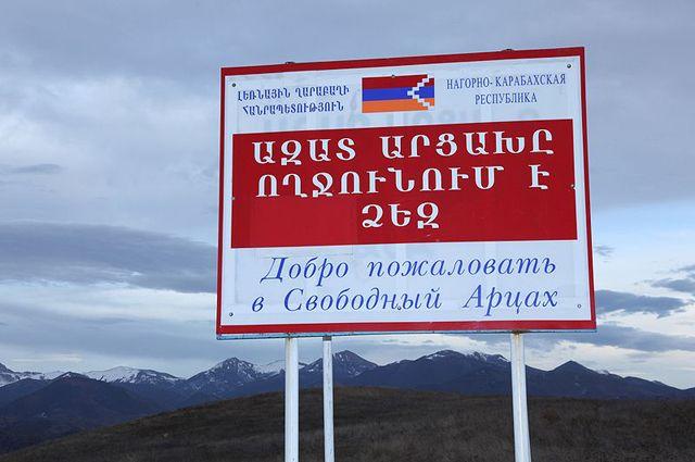 Пашинян ожидает возобновления переговоров по карабахскому вопросу