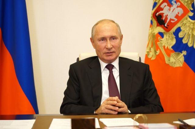 Путин обещал российское гражданство итальянцу из Красноярска