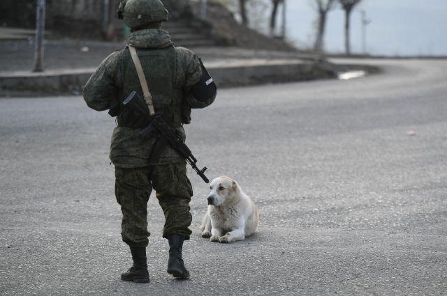 Российские миротворцы завершают восстановление двух больниц в Карабахе