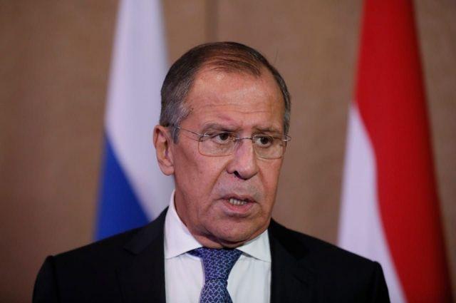 Главы МИД РФ и Турции обсудили инцидент с журналистами НТВ