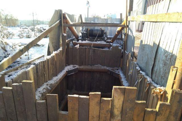 Ремонт коллектора на набережной в Брянске планируют завершить к концу года
