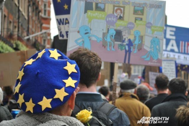 Лондон и Евросоюз не смогли сблизить позиции по соглашению о Brexit