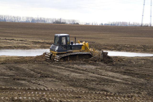 Зимняя рекультивация. Специалисты «Роснефти» восстановят 100 га земель