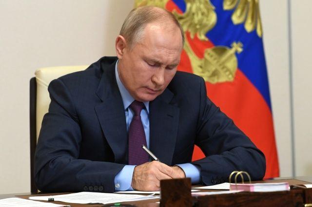 Путин дал неделю для принятия мер по прекращению роста цен на продукты
