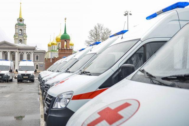 Власти Петербурга назвали беспрецедентной нагрузку на COVID-стационары