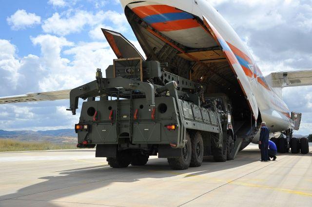 Эрдоган заявил, что санкции США из-за С-400 нарушают суверенитет Турции