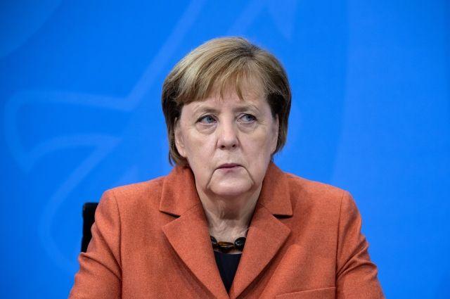 Меркель заявила о желании ФРГ иметь хорошие стратегические отношения с РФ