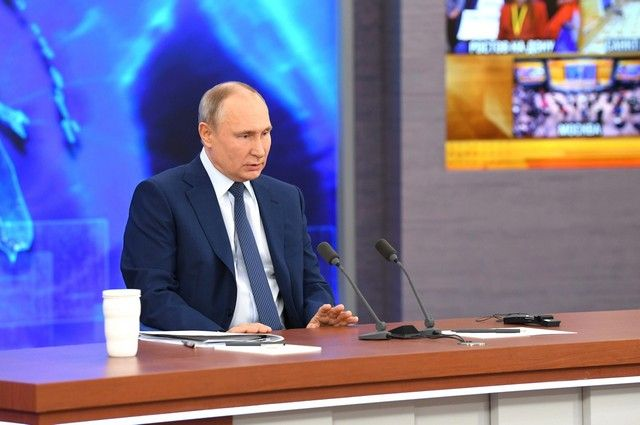 Путин назвал последствия переписывания истории